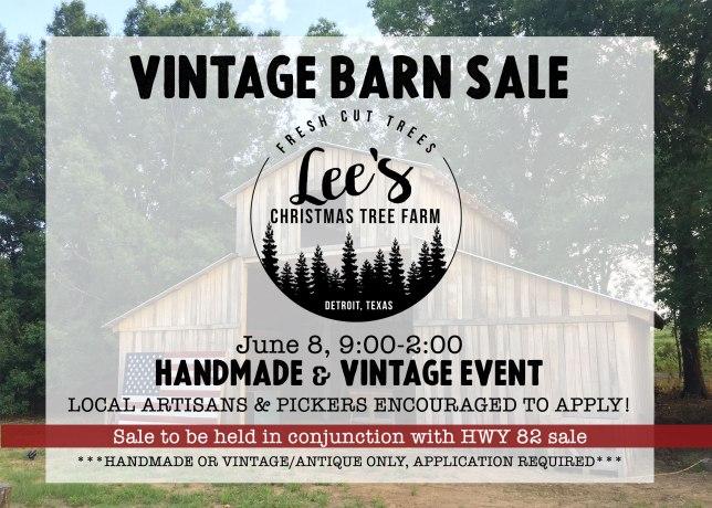 Barn-Sale-Vendor-Call-Ad